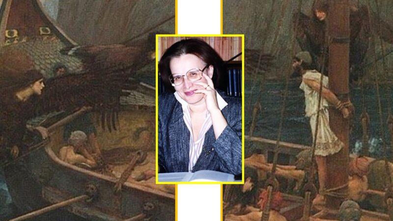 """""""Le porte del mito"""" di Maria Grazia Ciani: il mondo greco come un romanzo"""