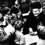 Le métier de la critique: Maria Montessori, innovatrice in pedagogia e pioniera del femminismo