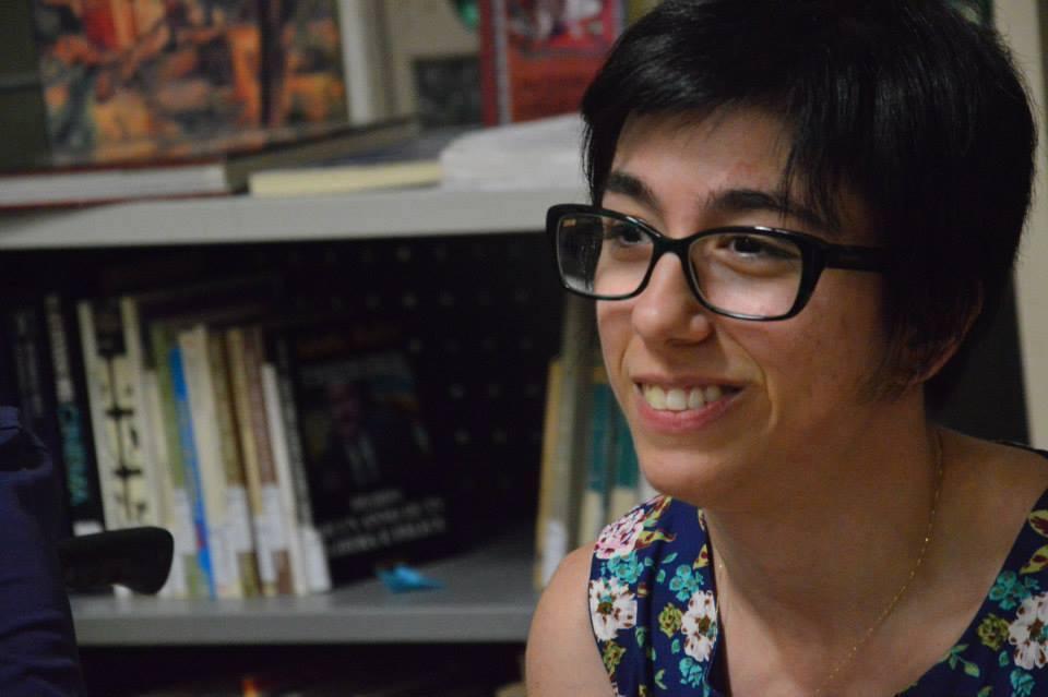 Intervista di Emma Fenu a Maria Stella Falco: giovane scrittrice che ci invita a rinascere