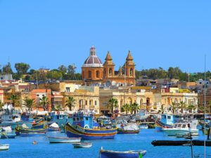 Marsaxlokk - Isola di Malta