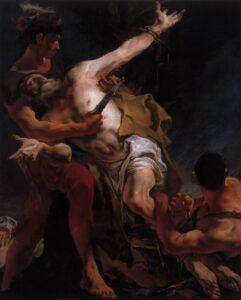 Martirio di San Bartolomeo - Giambattista Tiepolo