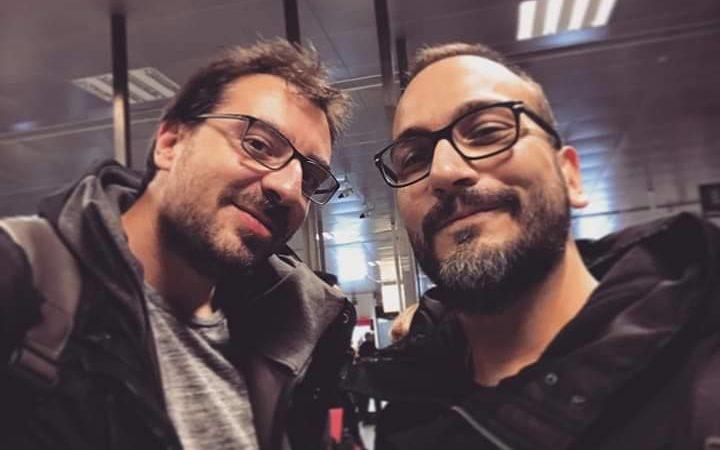 """Intervista di Gloria Rubino a Mauro Uzzeo e Giovanni Masi: gli autori della nuova serie a fumetti """"Il Confine"""""""