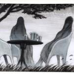 Intervista di Irene Gianeselli all'illustratore e pittore Mauro Vecchi: l'epifania dell'inattuale