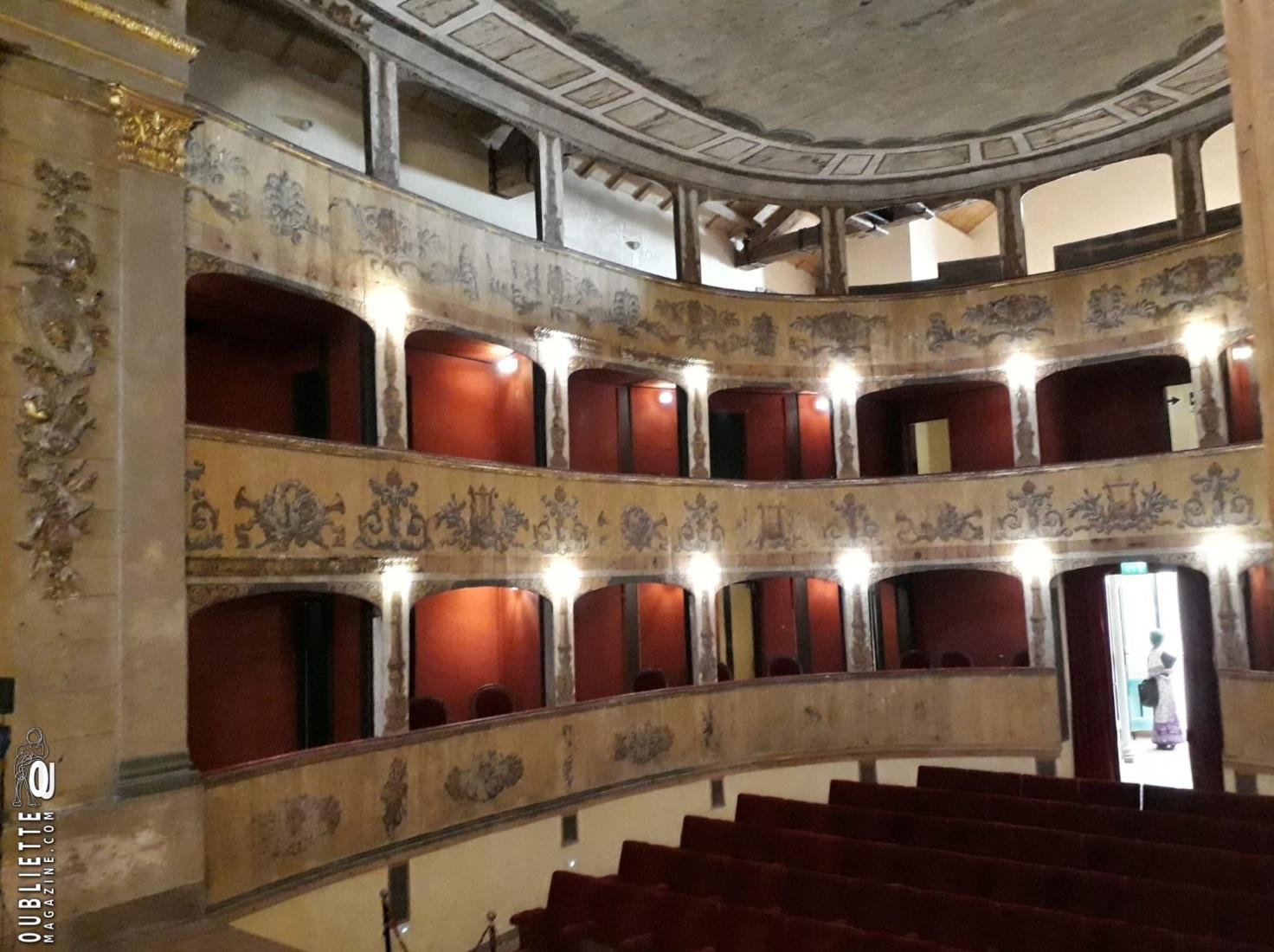 Mazara del Vallo: Il Teatro del Popolo ovvero il Teatro Garibaldi inaugurato nel 1849