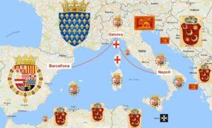 Mediterraneo nel cinquecento