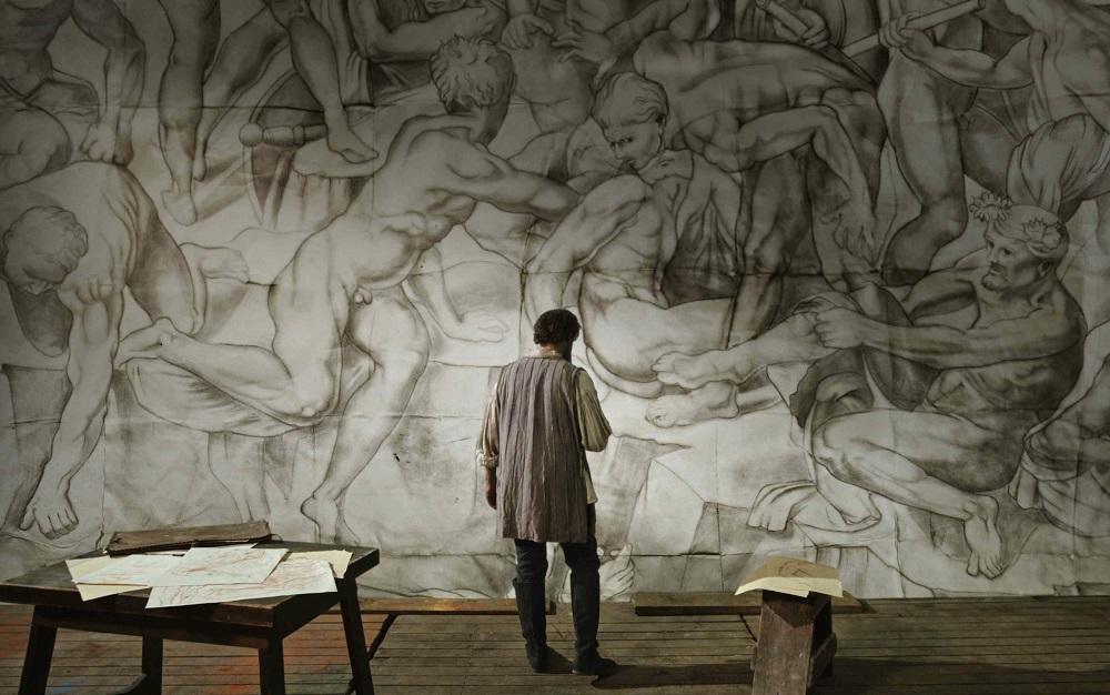 """""""Michelangelo ‒ Infinito"""" di Emanuele Imbucci: l'immenso valore artistico e umano"""