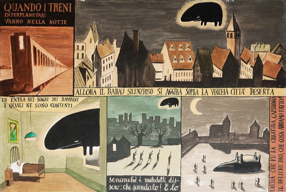Asta di Arte Moderna e Contemporanea promossa da Minerva Auctions, giovedì 28 aprile 2016, Roma