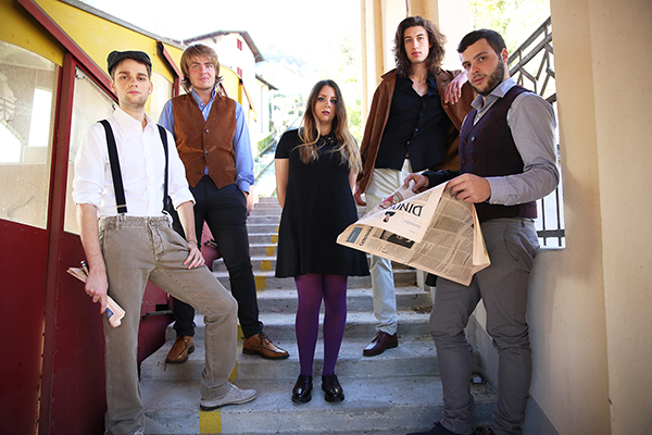 """""""Entroterra"""", il primo album della band indie rock Minerva: un viaggio personale verso la faccia nascosta della musica"""