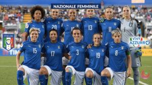 Mondiali 2019 - Nazionale femminile