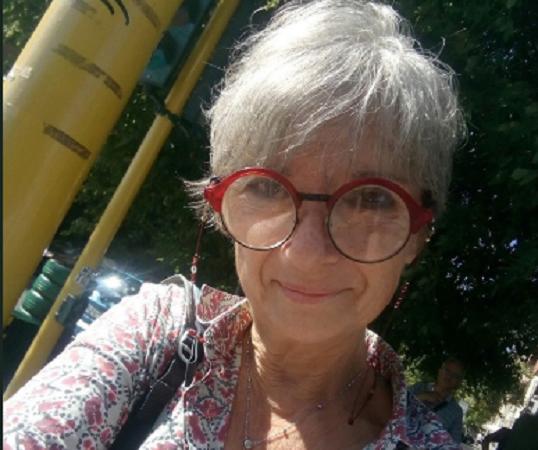Intervista di Filomena Gagliardi a Monica Maggi: con i libri le periferie diventano giardini