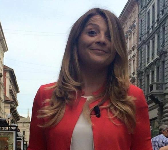 """Intervista di Rebecca Mais all'inviata di Sky TG24 Monica Napoli e al suo """"Sei punto cinque"""", tra terremoti e terremotati"""