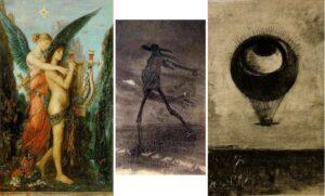 Moreau - Rops - Redon