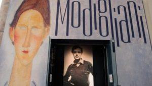 Mostra Modigliani Genova 2017