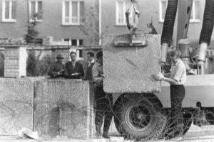 Muro di Berlino 13 agosto 1961 - Photo by Presse- und Informationsamt der Bundesregierung