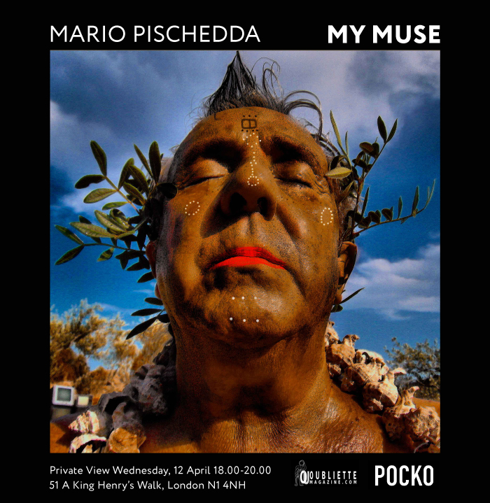 """""""My Muse"""", a photography show by Mario Pischedda: until May 15, Pocko Gallery, London"""