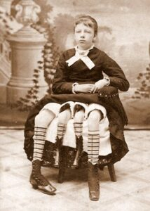 Myrtle Corbin - 1882