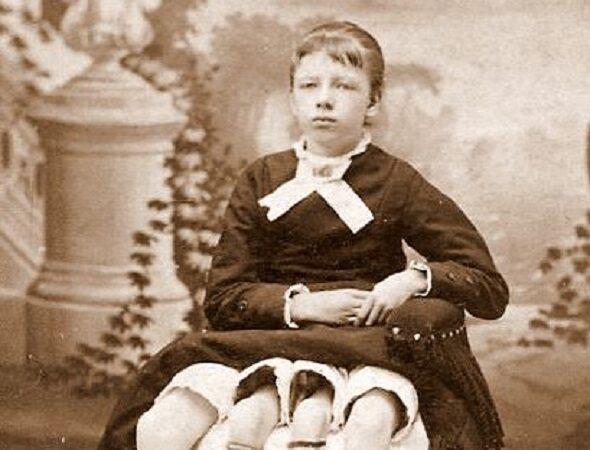 Josephine Myrtle Corbin: la donna nata con quattro gambe