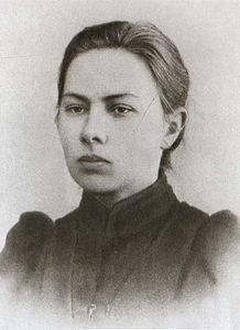 Nadia Krupskaja