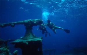 Navi fantasma - Laguna di Truk