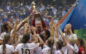 Nazionale Stati Uniti - Campionato Mondiale di calcio femminile 2019