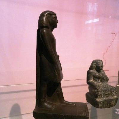 È giallo a Manchester: una statuetta egizia di 4 mila anni si muove da sola al museo