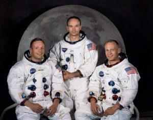 Neil A. Armstrong - Michael Collins - Edwin E. Aldrin Jr.