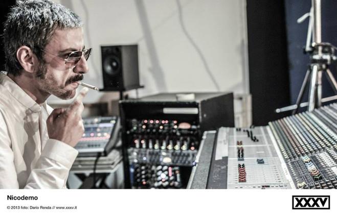 """""""Viola"""", album di Nicodemo, ideatore e direttore di Studio 35 Live"""
