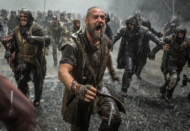 """""""Noah"""", il nuovo film di Darren Aronofsky: una libera interpretazione della Bibbia ed elementi fantascientici"""