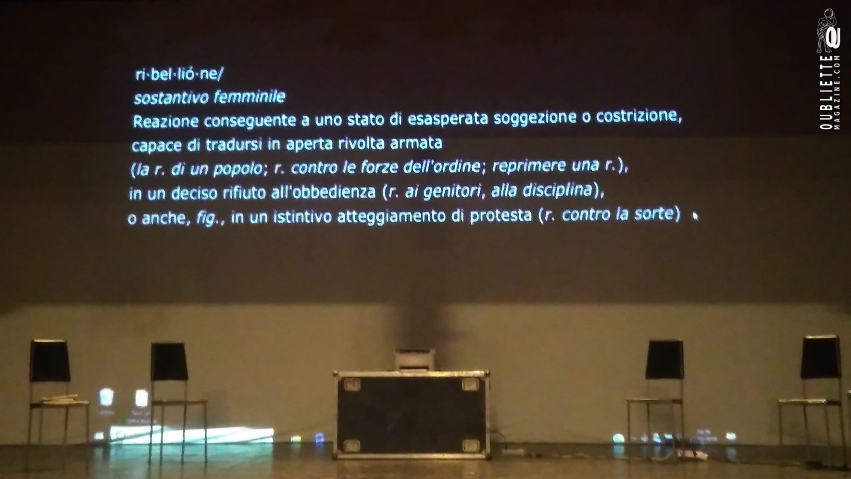 """""""Non un'opera buona"""" di Michele Segreto: Martin Lutero, la figura di un uomo che si oppone al sistema"""
