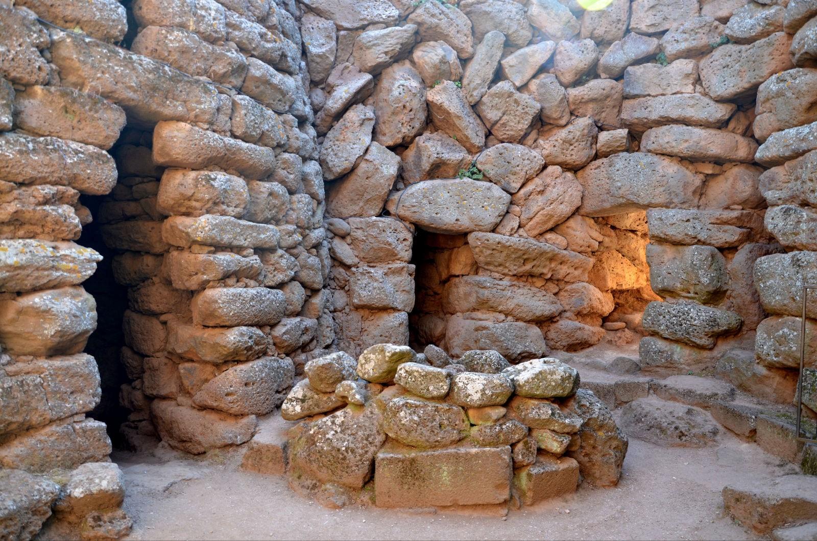 Sardegna da scoprire: il Nuraghe Arrubiu di Orroli, anche chiamato il Gigante Rosso