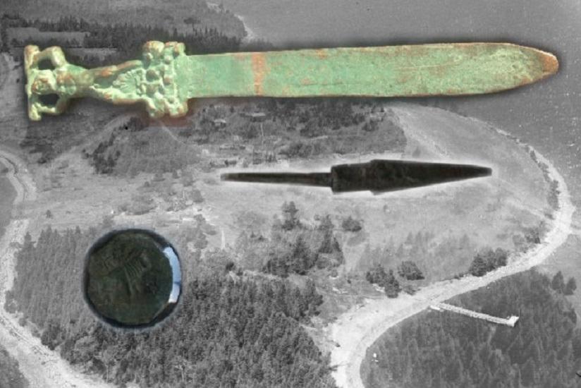 Ritrovata in Canada una spada risalente al I secolo dopo Cristo: e se l'America fosse stata scoperta dai romani?