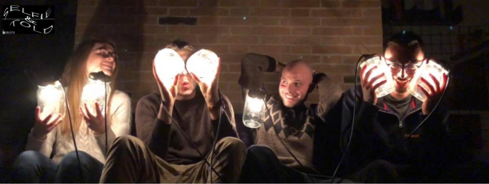 "Selfie & Told: Of a Letter Kept racconta il singolo ""Saturday's Trap"""