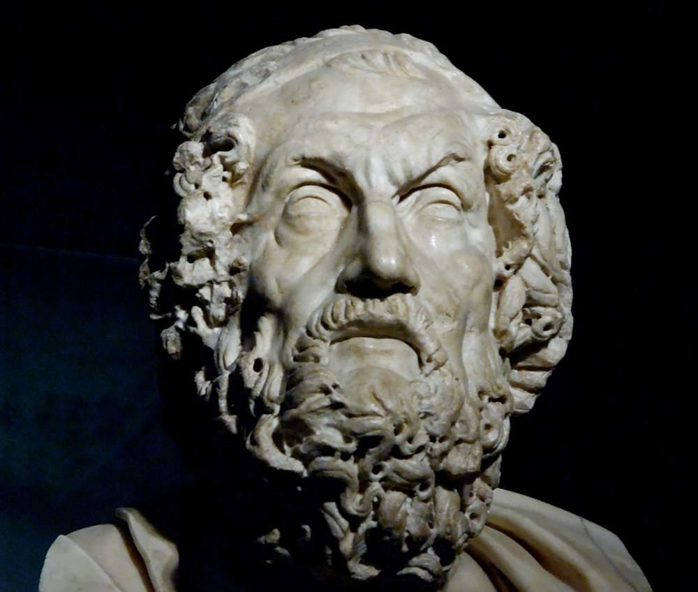 Life After Death: l'intervista al grande poeta epico Omero