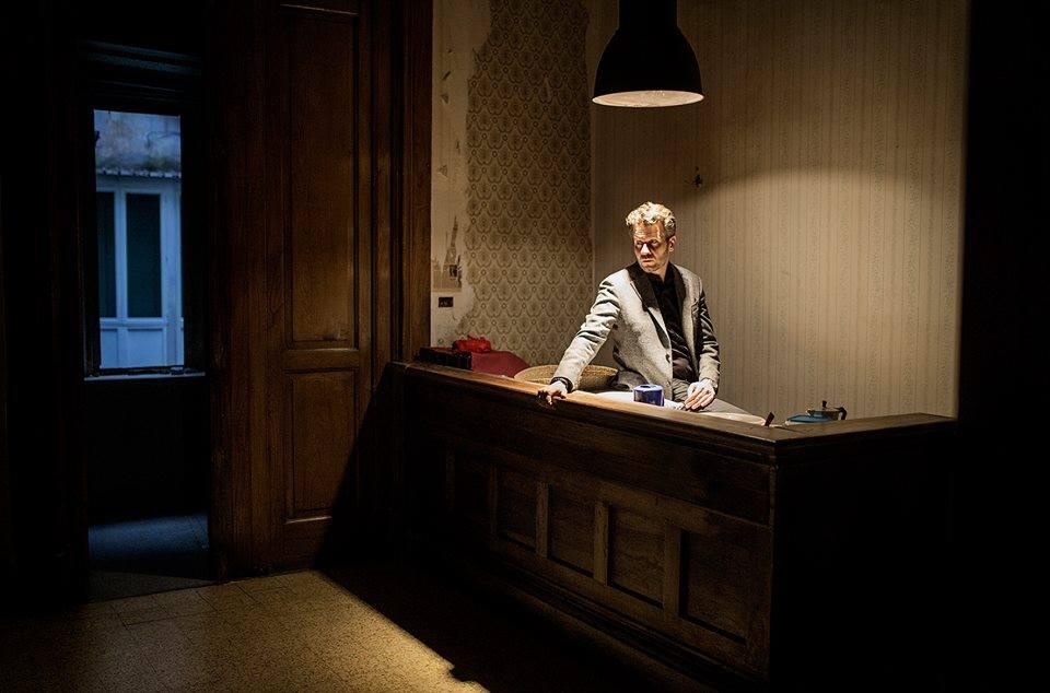 Intervista di Irene Gianeselli all'attore Orlando Cinque: l'esperienza dell'attore