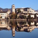 Orta e l'isola di San Giulio: uno dei borghi medievali più belli d'Italia
