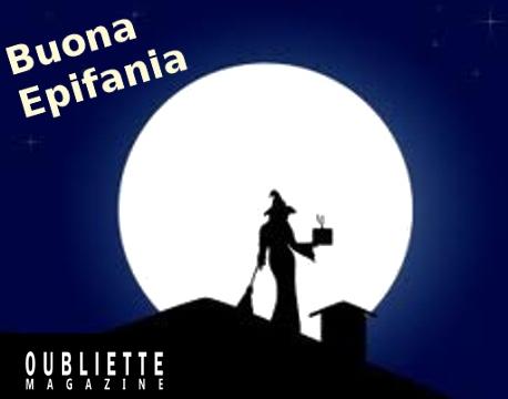 """""""La Befana Spaziale"""", poesia di Gianni Rodari"""