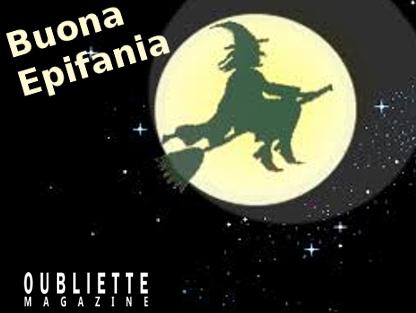 """""""La Befana"""", poesia di Guido Gozzano"""