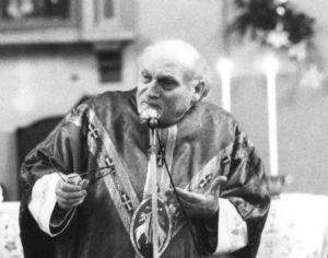 Padre Aldo Bergamaschi