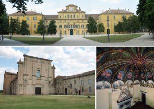 Palazzo Ducale - Certosa di Parma - Monastero di San Paolo