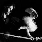 Intervista di Irene Gianeselli all'artista Paolo Comentale: il mondo del Teatro Casa di Pulcinella di Bari
