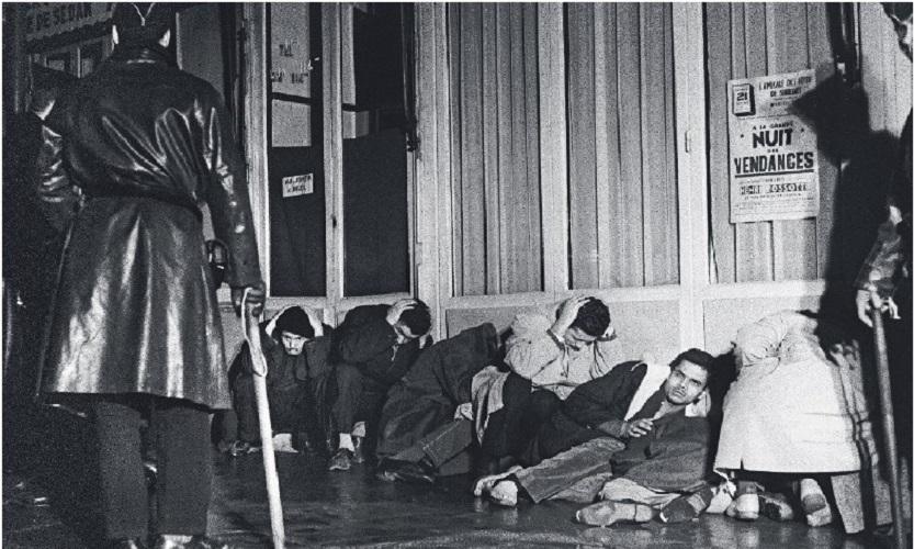 17 ottobre 1961: il silenzio dell'ingiustificabile massacro di centinaia di algerini a Parigi