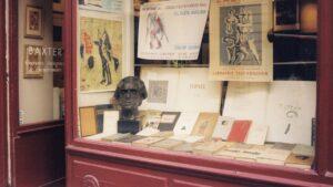 Paris Calligrammes di Ulrike Ottinger