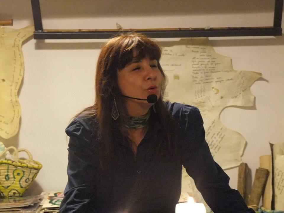 """Intervista di Alessia Mocci a Patrizia Stefanelli, autrice del libro """"Rosanero"""""""