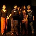 """""""Baracca & Burattini"""" laboratorio Patty Garofalo: improvvisazione, mimo e narrazione alla casa di Otello Sarzi"""