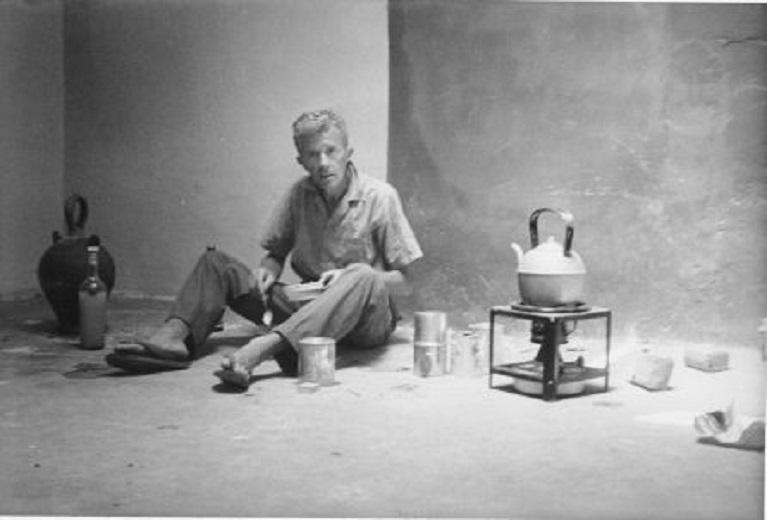 """""""Il tè nel deserto"""" di Paul Bowles: tutto il mondo è la velatissima ma certa immagine di qualcos'altro"""