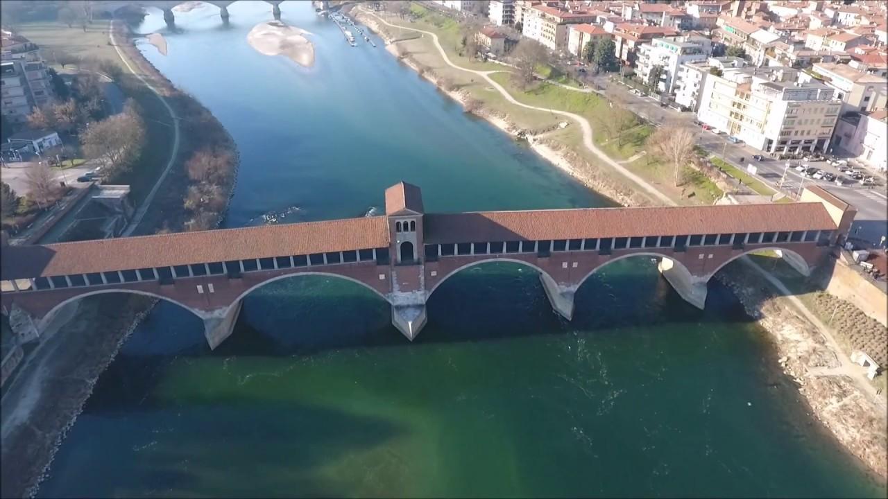 Pavia, città simbolo della Lombardia