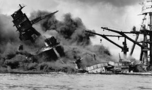 Pearl Harbour - 1941