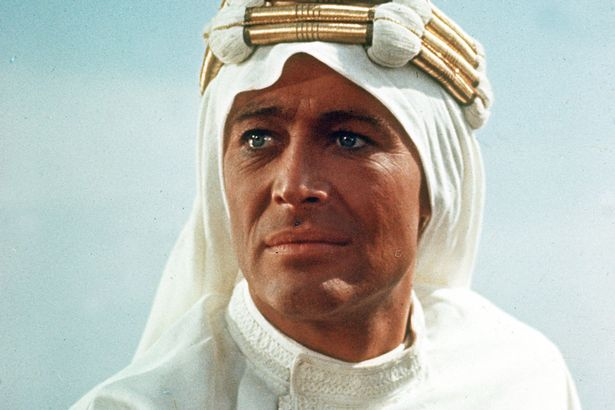 Addio a Peter O'Tool, l'indimenticabile Lawrence d'Arabia