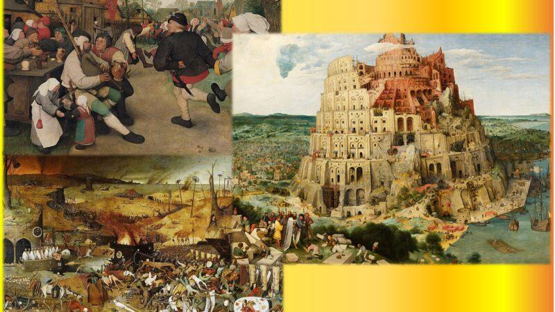 Pieter Bruegel e le orribili metamorfosi dell'essere umano