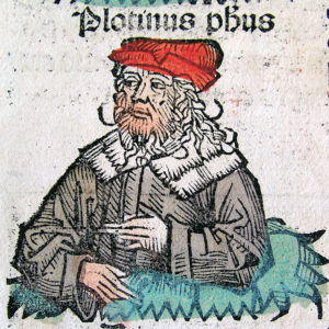 Plotino - Cronache di Norimberga - 1493